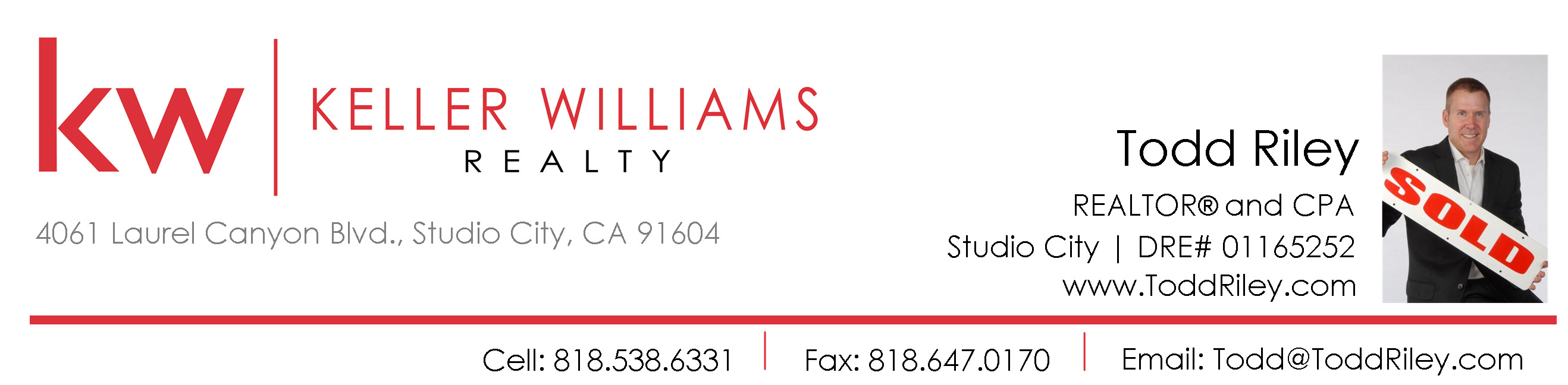 Todd Riley - Bell Canyon Real Estate Agent